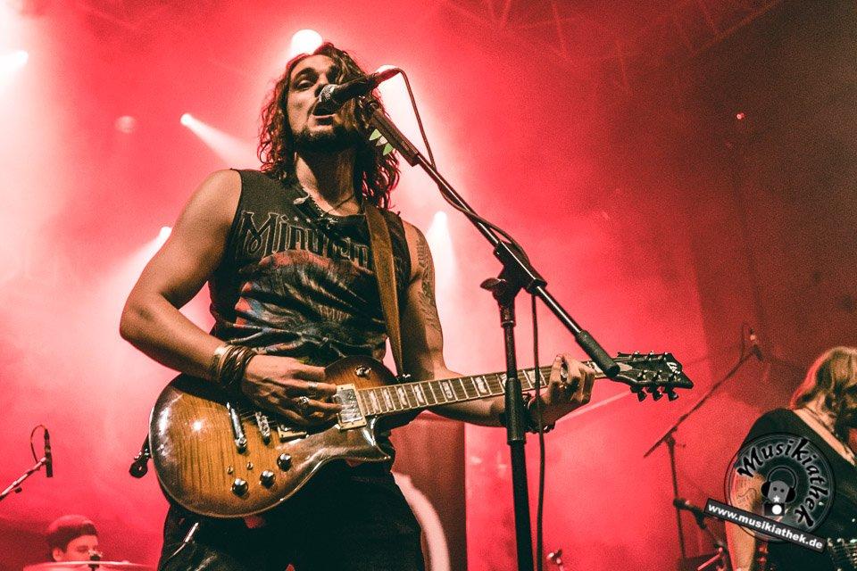 Oversense - Metal Hammer Awards - 15.09.2017-15