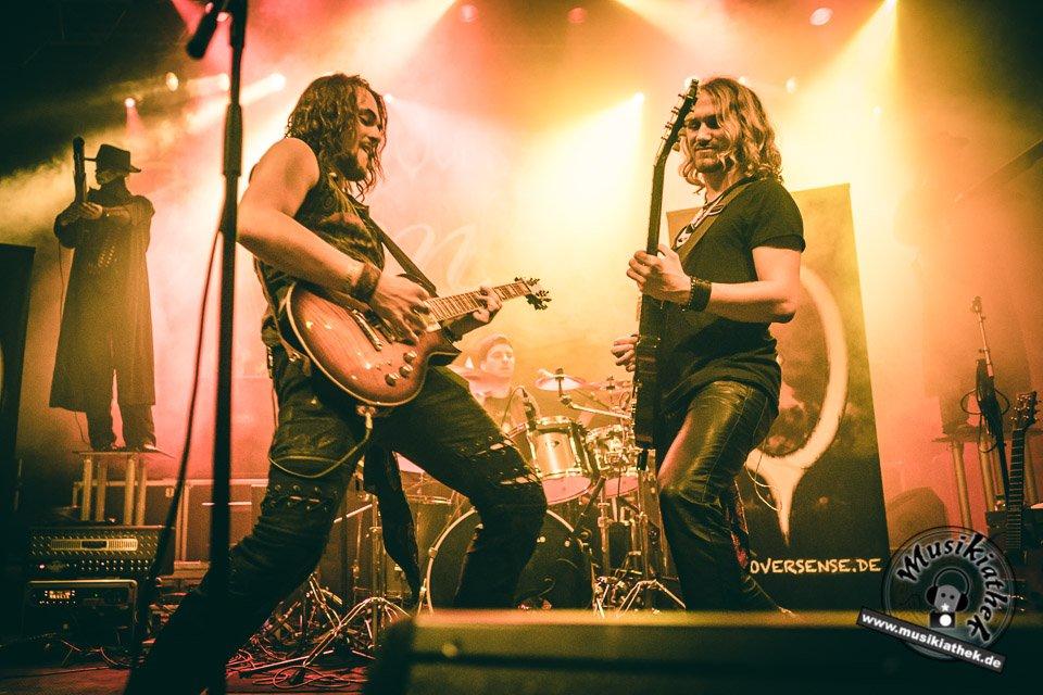 Oversense - Metal Hammer Awards - 15.09.2017-16