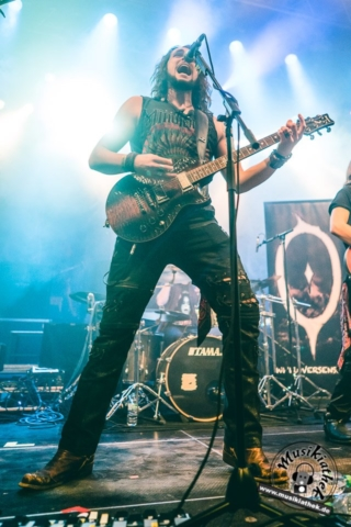 Oversense - Metal Hammer Awards - 15.09.2017-25