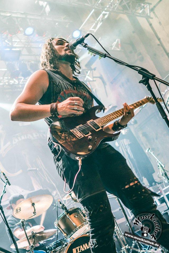 Oversense - Metal Hammer Awards - 15.09.2017-4