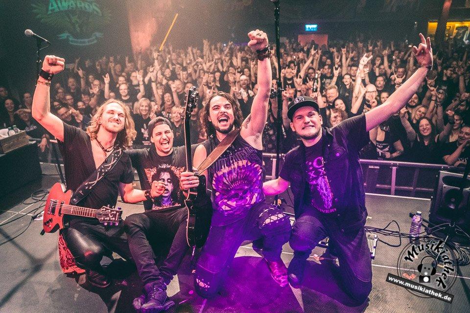 Oversense - Metal Hammer Awards - 15.09.2017-47