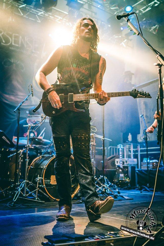 Oversense - Metal Hammer Awards - 15.09.2017-6