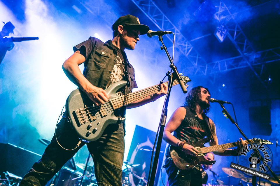 Oversense - Metal Hammer Awards - 15.09.2017-9
