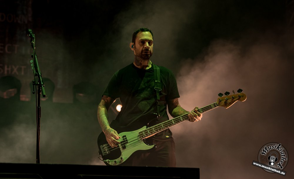 Rise against, Rocco 2017-16