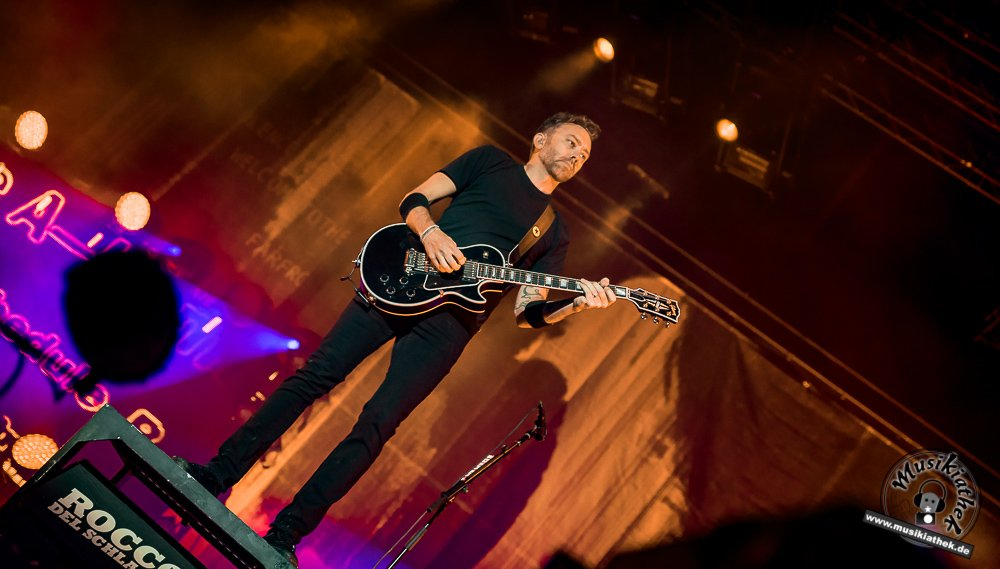 Rise against, Rocco 2017-2