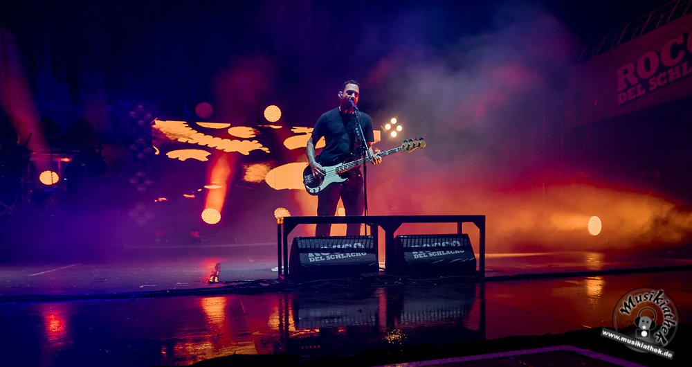 Rise against, Rocco 2017-8