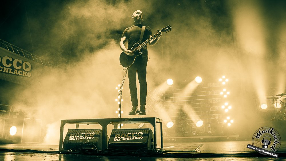 Rise against, Rocco 2017-9