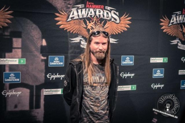 Schwarzer Teppich - Metal Hammer Awards - 15.09.2017-1