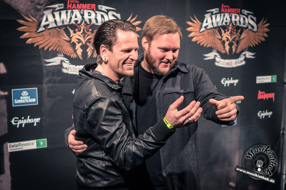 Schwarzer Teppich - Metal Hammer Awards - 15.09.2017-10