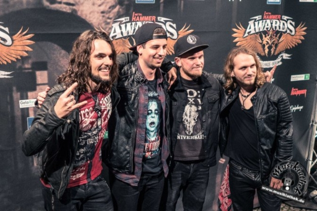 Schwarzer Teppich - Metal Hammer Awards - 15.09.2017-13