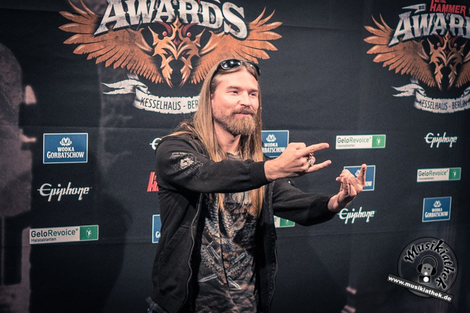 Schwarzer Teppich - Metal Hammer Awards - 15.09.2017-2