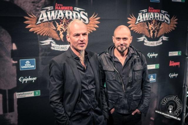 Schwarzer Teppich - Metal Hammer Awards - 15.09.2017-21