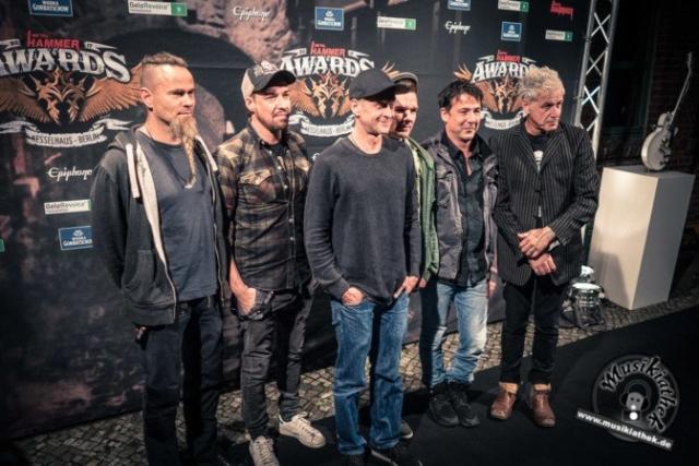 Schwarzer Teppich - Metal Hammer Awards - 15.09.2017-23