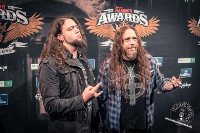 Schwarzer Teppich - Metal Hammer Awards - 15.09.2017-25