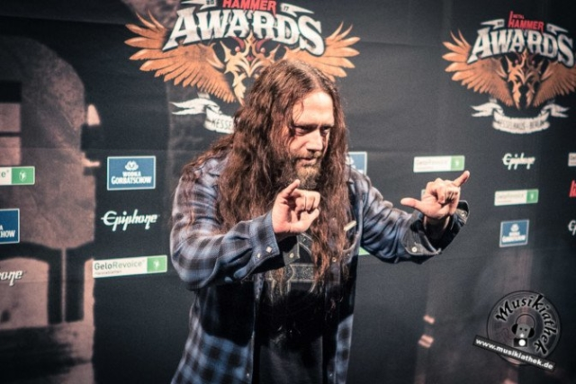Schwarzer Teppich - Metal Hammer Awards - 15.09.2017-26