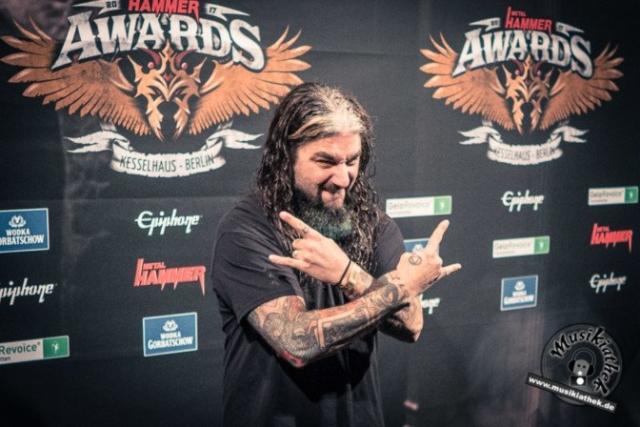 Schwarzer Teppich - Metal Hammer Awards - 15.09.2017-27