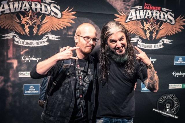 Schwarzer Teppich - Metal Hammer Awards - 15.09.2017-28