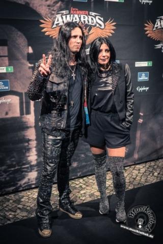 Schwarzer Teppich - Metal Hammer Awards - 15.09.2017-30