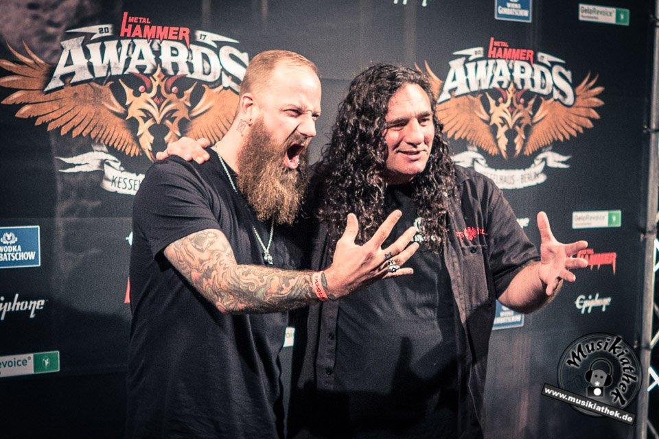 Schwarzer Teppich - Metal Hammer Awards - 15.09.2017-32