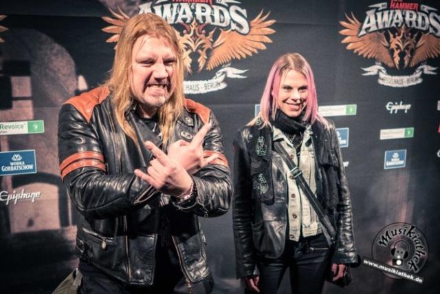 Schwarzer Teppich - Metal Hammer Awards - 15.09.2017-35