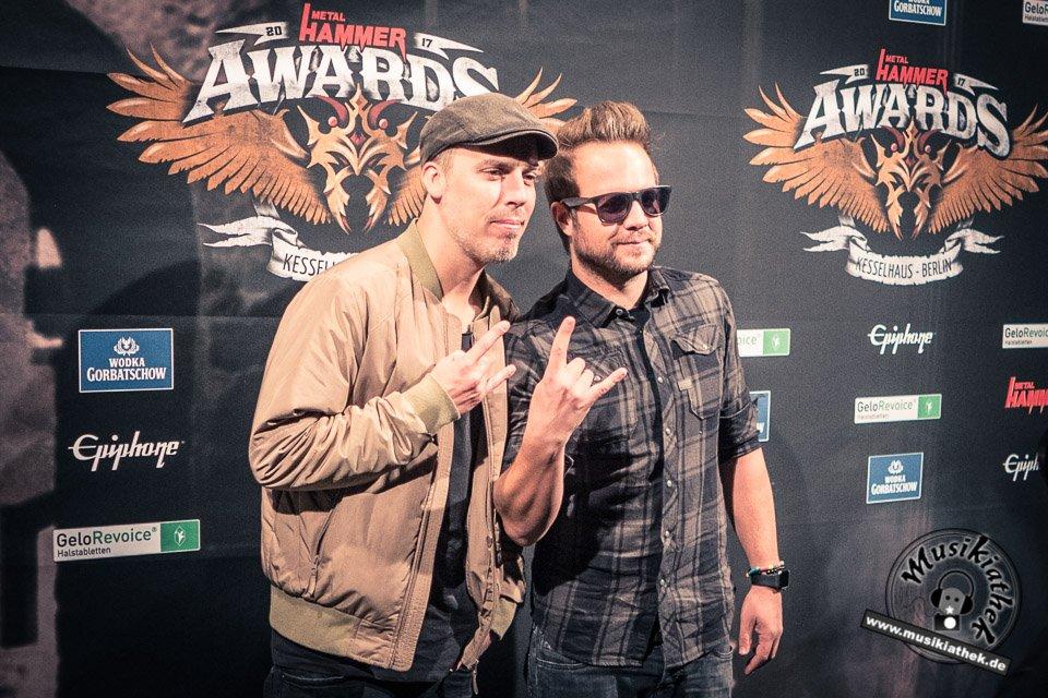 Schwarzer Teppich - Metal Hammer Awards - 15.09.2017-37
