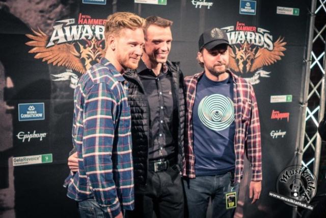 Schwarzer Teppich - Metal Hammer Awards - 15.09.2017-38