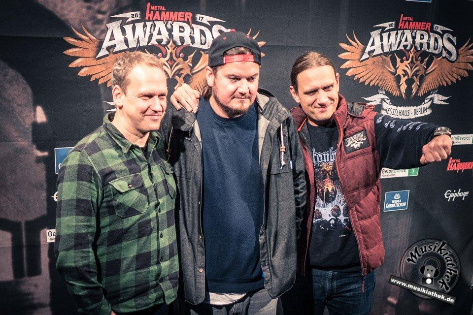 Schwarzer Teppich - Metal Hammer Awards - 15.09.2017-39