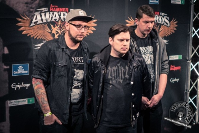 Schwarzer Teppich - Metal Hammer Awards - 15.09.2017-4