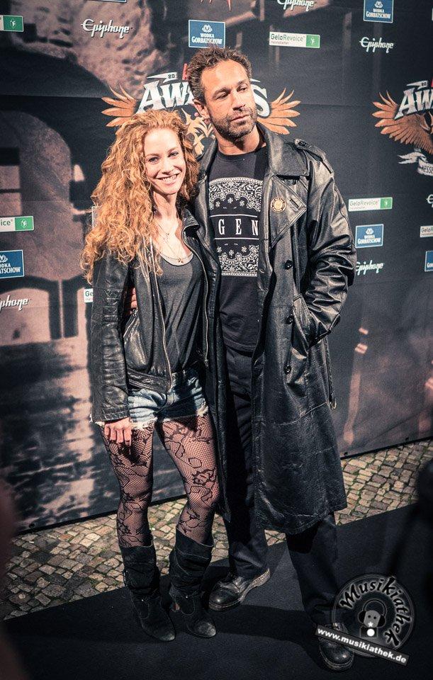 Schwarzer Teppich - Metal Hammer Awards - 15.09.2017-40