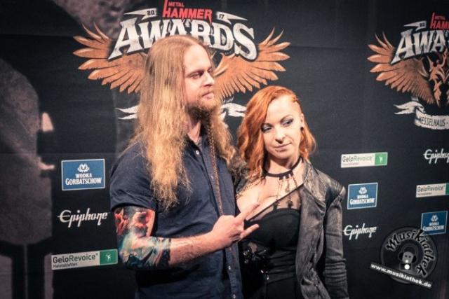 Schwarzer Teppich - Metal Hammer Awards - 15.09.2017-5