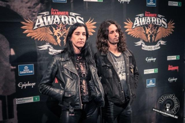 Schwarzer Teppich - Metal Hammer Awards - 15.09.2017-6
