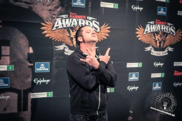 Schwarzer Teppich - Metal Hammer Awards - 15.09.2017-7