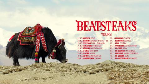 BEATSTEAKS kündigen weitere Tourdaten für 2018 an
