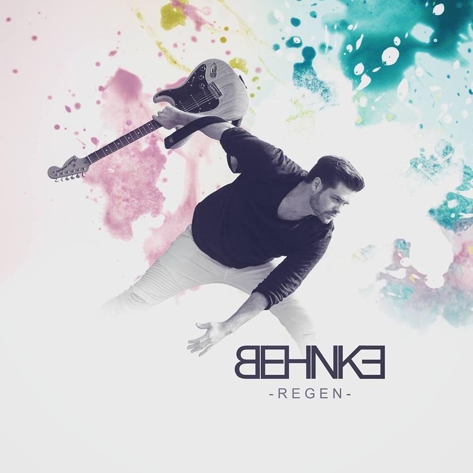 """Behnke veröffentlicht seine EP """"Regen"""" am 6.10. - JETZT reinhören!"""
