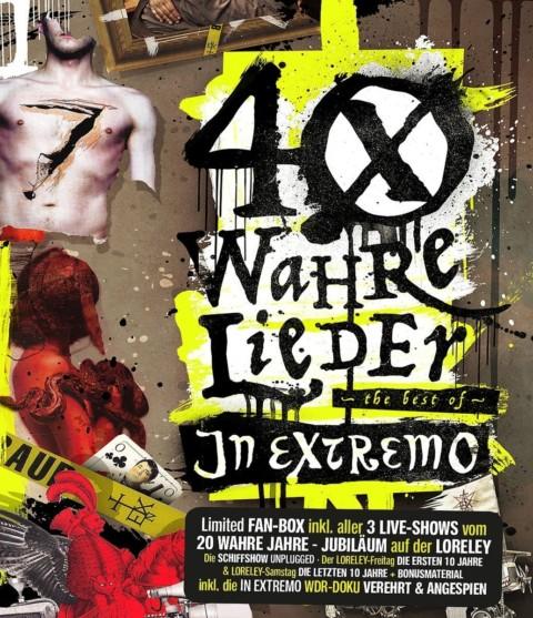 """In Extremo – neuer Trailer online – """"40 wahre Lieder"""""""