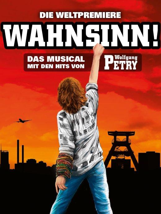 wolfgang petry - Wahnsinn! - Das Musical mit den Hits von Wolfgang Petry zeigte erste Impressionen