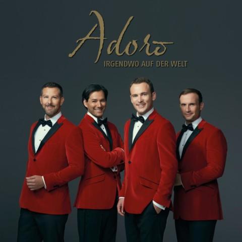 """Adoro – ab Februar mit ihrem neuen Album """"Irgendwo auf der Welt"""" auf Deutschlandtour"""