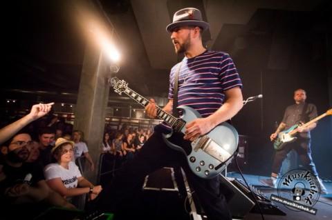 Fotos: Beatsteaks – Substage Karlsruhe – 21.10.2017
