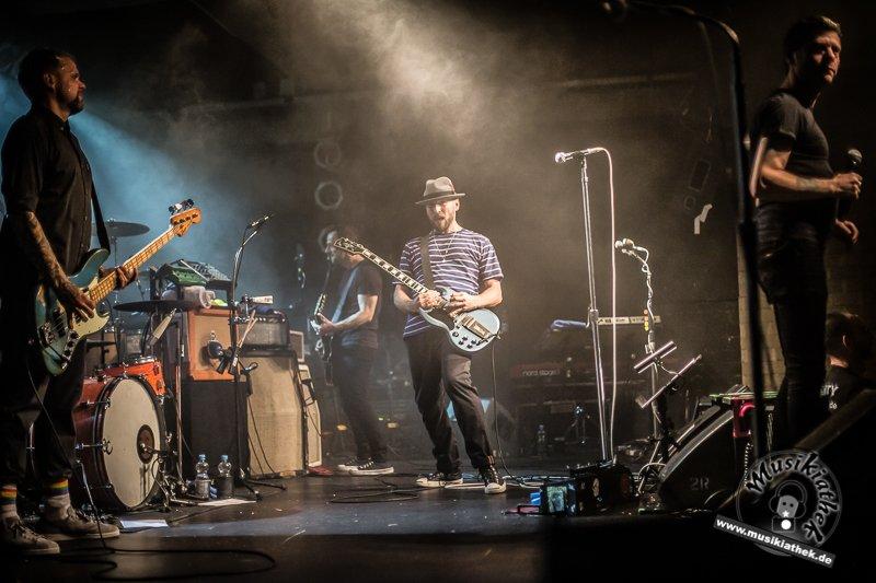 Beatsteaks Karlsruhe 21.10.17-10-22
