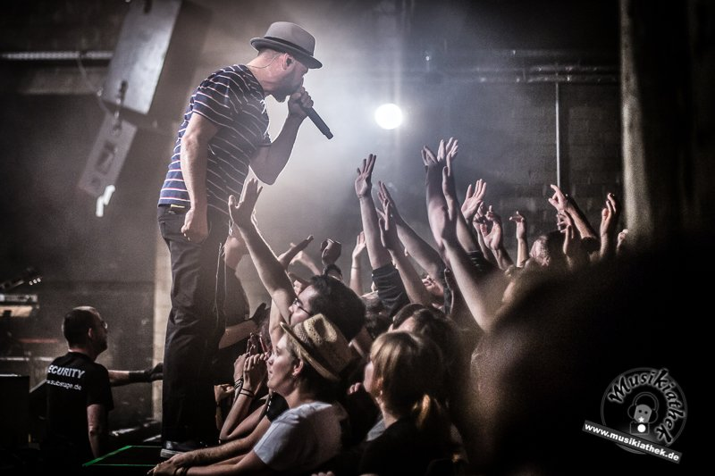 Beatsteaks Karlsruhe 21.10.17-10-28