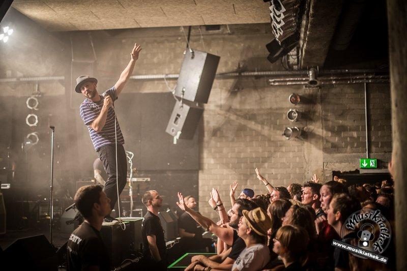 Beatsteaks Karlsruhe 21.10.17-10-30