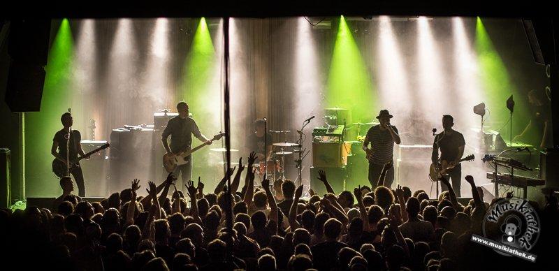 Beatsteaks Karlsruhe 21.10.17-10-31