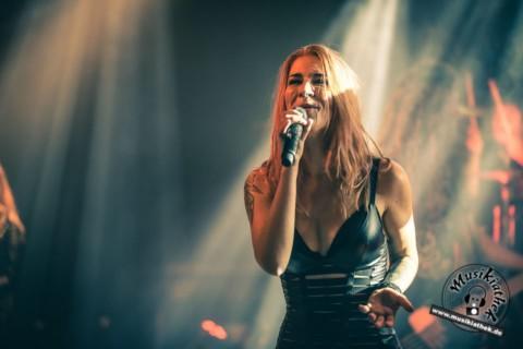Live: Delain (mit Marco Hietala von Nightwish, Support: Serenity + Cellar Darling) – Zeche Bochum – 28.10.2017