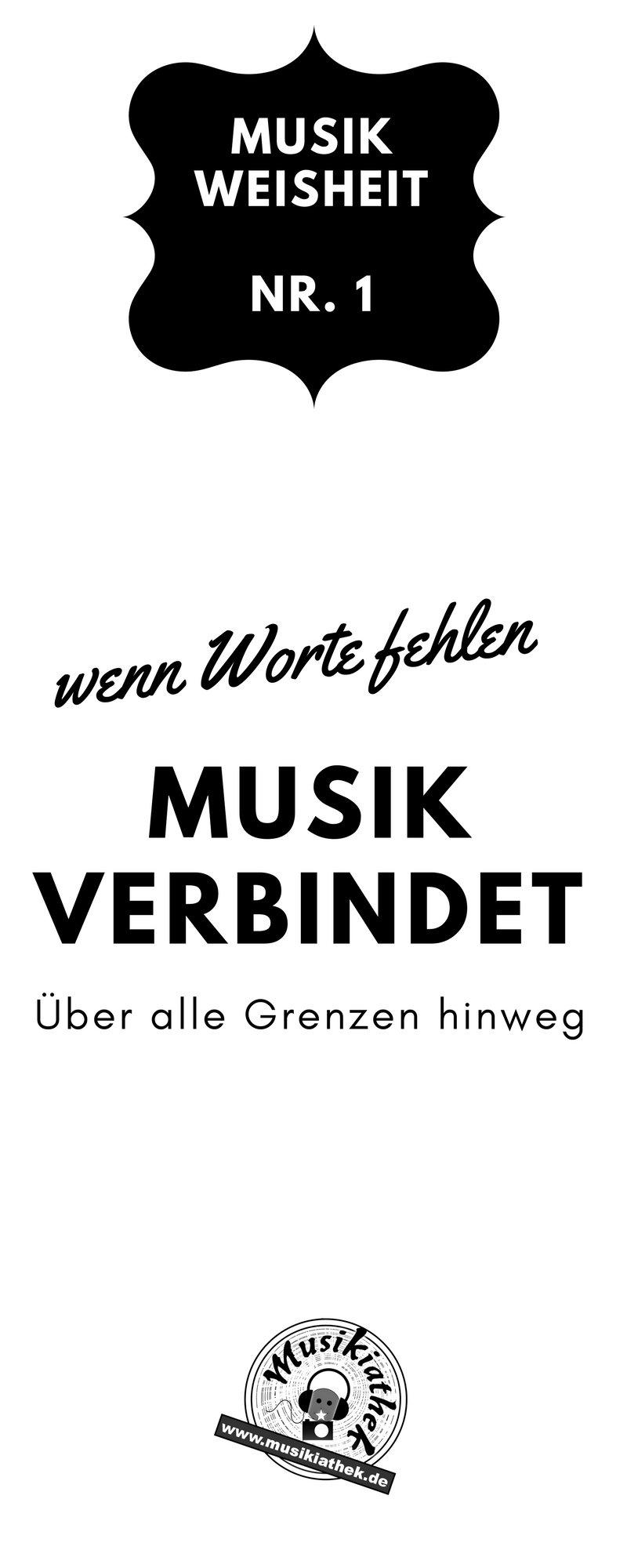 Die 20 besten musikweisheiten wenn worte fehlen musik - Design zitate ...