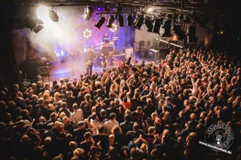 Live: Dritte Wahl (Support: Datenschmutz) – Zakk Düsseldorf – 21.10.2017