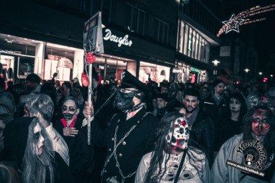 Fotos Zombiewalk Essen 2017, @Musikiathek-105