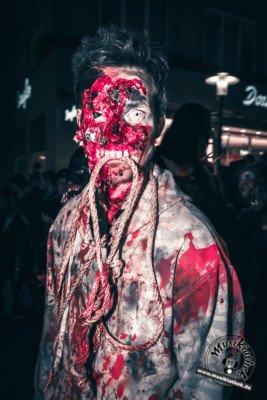 Fotos Zombiewalk Essen 2017, @Musikiathek-117