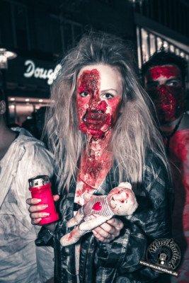 Fotos Zombiewalk Essen 2017, @Musikiathek-127