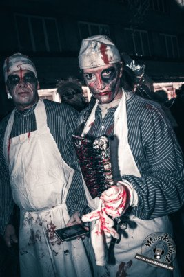 Fotos Zombiewalk Essen 2017, @Musikiathek-129
