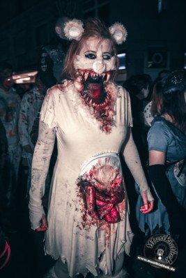 Fotos Zombiewalk Essen 2017, @Musikiathek-81